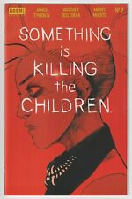 SOMETHING IS KILLING THE CHILDREN #2 | 1st Print | Dell'Edera Cover A | VF+