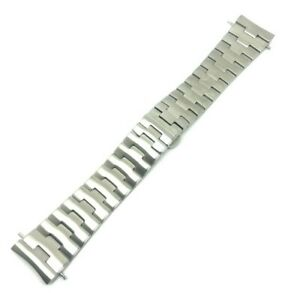 STAINLESS STEEL BAND BRACELET FOR PANERAIS GMT PAM WATCH 24MM