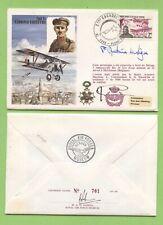 Belgium 1977 'Edmond Thieffry' RAF Flown, signed & certified Cover, C 55