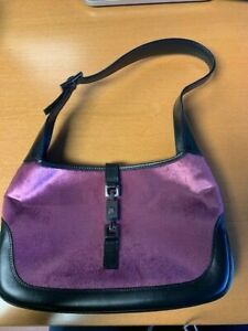 PRE-OWNED AUTHENTIC WOMEN'S GUCCI SMALL JACKIE HOBO, $ 395.00