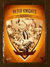 2011 SELECT HAWTHORN HERITAGE PREMIERSHIP PLAYER CARD PETER KNIGHTS