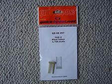 Quickboost 1/48 BAC TSR.2 pitot tubes (2)