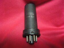RCA 6V6 METAL VACUUM TUBE 1940S VINTAGE Electron