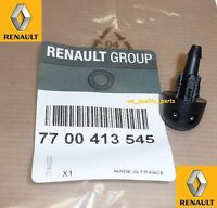 Genuine Renault Windscreen Windshield Washer Jet Nozzle Water Spray Clio II MK2