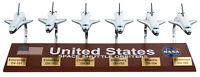 NASA US Space Shuttle Orbiter Collection Desk Display Spacecraft 1/200 ES Model