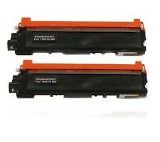 2PK TN210 Black Toner for Brother TN-210 MFC9125cn,MFC9320cw,
