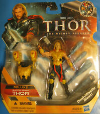 The Mighty Avenger THOR Deluxe Blaster Armor Action Figure Dual Missile Blast