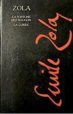 EMILE ZOLA la fortune des rougon/la curée 1996 EX++