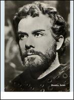 DDR Starfoto Kino Fernsehen Film Schauspieler Actor 1969 Massimo SERATO USA