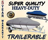 BOAT COVER Sea Ray SRV 207 (1976 - 1987) TRAILERABLE