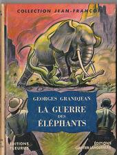 Collection Jean-François. La Guerre des Eléphants 1956