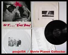 """THE F...'KIUS BAND """"Ab dafür"""" (Vinyle 33t-Vinyl LP)"""