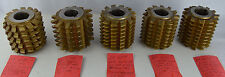 "PICK ONE 1  GEAR HOB CUTTER 1 1/4"" BORE NDP NPA FL LA CHECK LISTING 4 SIZES"
