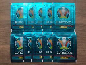 Panini EURO 2020 no Preview RARE 1 sealed pack