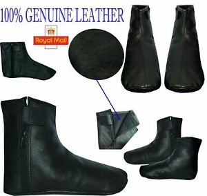 100% Genuine Leather Socks Khuffs Wadu Masa Footwear Best Quality Leather 5-11