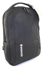 """New Swiss Gear 'Surge' 15.6"""" Laptop Backpack w/ Tablet/eReader Pocket - Black"""