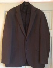 """Men's Green Jacket, Angelo Litrico, C&A, Approx 44"""" Chest, Faux Collar"""