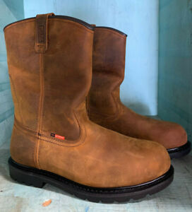 Worx by Red Wing #6200 Soft Toe Boots
