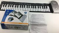 Soft Keyboard Piano 49 Keys Tested and Working