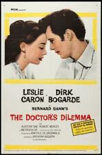 The Doctor's Dilemma (1958)--16mm B/W feature Film--Comedy,Drama