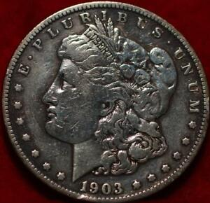 1903-S San Francisco Mint Silver Morgan Dollar