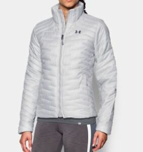 NWT Womens UA Under Armour ColdGear Reactor Jacket S Small ox832