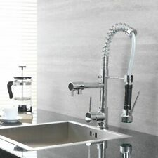 Bella Kitchen Tap with Pull Out Spout and Directional Spray Chrome