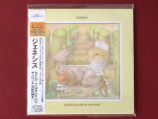 GENESIS, SELLING ENGLAND BY THE POUND, AUTH CD, JAPAN 1999, VJCP-68095 (NEW)