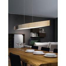 Pendelleuchte Hängeleuchte modern LED-Pendelleuchte LEDs/24W weiß/gold