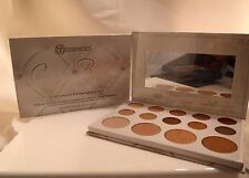 NEW BH COSMETICS Carli Bybel 14 Color Eyeshadow & 4 Highlighter Palette Sealed