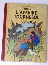TINTIN 6 L AFFAIRE TOURNESOL T 18 / EO 1956/ HERGE / CASTERMAN / TBE
