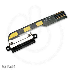 For Apple iPad 2 A1395 A1396 A1397 Charging Port Charger Connector Flex Cable