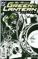 Green Lantern Rebirth #1 (B) Cover Sketch Variant Ethan Van Sciver Autograph DC