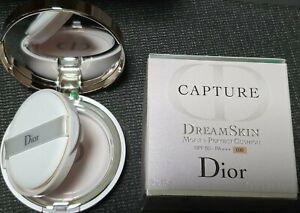 Dior Capture Dreamskin Moist & Perfect Cushion Spf50 Pa+++ 030 Medium Beige 15g