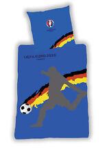 Linge de lit UEFA FOOTBALL EM Europe Meister joueurs COOL 135x200 cm NEUF