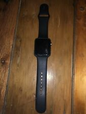 Apple Watch Series 1 42mm Space Gray Aluminum Black