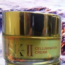 SK-II CELLUMINATION CREAM Illuminating Moisturizer 1.7  Damaged containers Read!