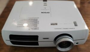 Epson PowerLite Home Cinema 8500UB projector without remote!