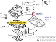 7762896 Carburatore Fiat Cinquecento 700ED USA 83 ( Catalitica ) Originale