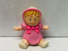 Dollhouse Baby Doll Mattel 2000 Fisher Price Loving Family Cute Collectible Toy