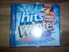 CD Compilation - Hits Winter 2012 /  Katy Perry - Coldplay - Bruno Mars - Avicii