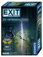 Spiel EXIT Die verlassene Hütte für Erwachsene und Kinder ab 12 Jahren