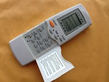 New Replacement Remote Control For Carrier RFL-0601E RLF-0301E Air Conditioner
