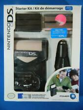 Nintendo DS Starter Accessories Kit Pink Case Stylus Screen Protectors NEW
