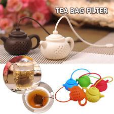 Novetly Silicone Tea Filter Infuser Tools GIFT Tea Bag Strainer Filter Tea