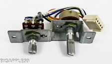 NB Switch & RF Gain Pot Assembly For Sony Radio Receiver CRF-320 CRF-330K