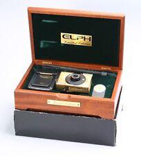 Gold Canon Elph Limited Edition Aps Film Camera 60th Anniversary - Lnib
