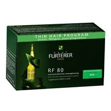 Rene Furterer RF 80 Concentrated Hair Strengthening Treatment Serum 12 x 0.16 oz