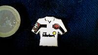 Eintracht frankfurt SGE Trikot Pin 1999/2000 Away Viag Interkom weiß Badge alt