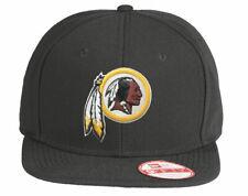 Washington Redskins New Era® Original Fit Flat Bill Snapback Cap